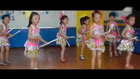 【儿童舞蹈】儿童舞蹈 《甩葱歌》 六一儿童节舞蹈_高清_高清
