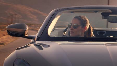 Aston Martin DB11 Volante Film