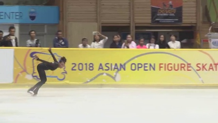 Starr ANDREWS. Asian open 2018 FS