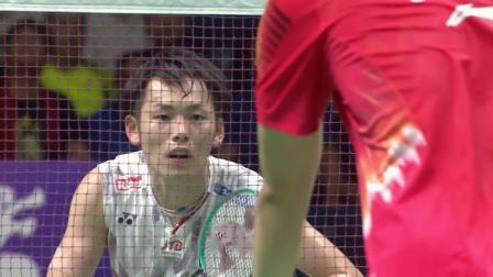 2018羽毛球世锦赛 男双决赛李俊慧/刘雨辰VS嘉村健士/园田启悟集锦
