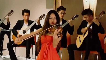 Por una cabeza 一步之遙(女人香) 米可吉他室內樂團