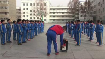 《健美操》优质课(二年级体育,李旭)