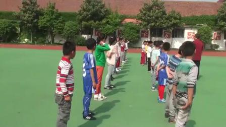《腳內側傳球》優質課(人教版體育三年級,薛峰)