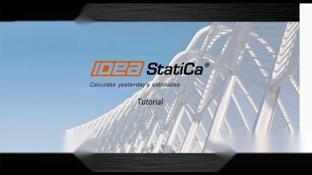 IDEA StatiCa Connection with AxisVM import
