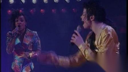 迈克尔杰克逊1992年罗马尼亚布加勒斯特危险演唱会_2