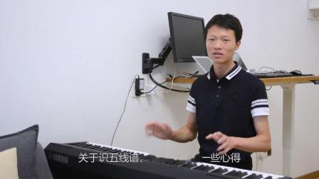 自学钢琴三个月弹卡农D大调
