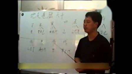刘文元四柱八字视频教程3集