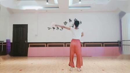 阜阳艺路成人古典舞弄扇完整展示