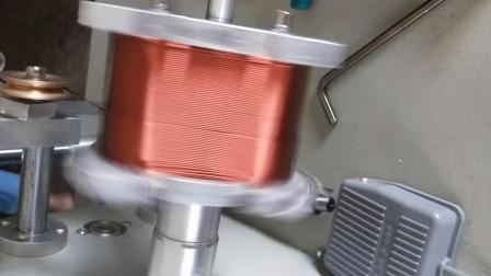 方形变压器绕线机0.83线经16层