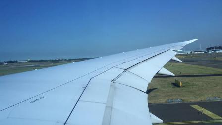 荷兰皇家航空KL897(阿姆斯特丹-)阿姆斯特丹机场滑行