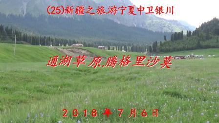 (25)之旅全.宁夏中卫——通湖草原.腾格里沙漠
