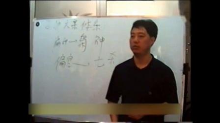 刘文元四柱八字视频教程4集