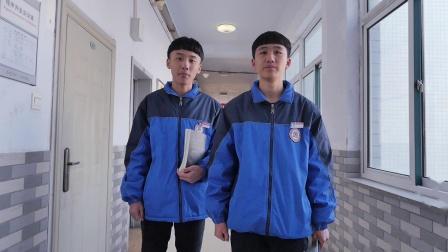 山东省潍坊商业学校视频《践行中职生公约》