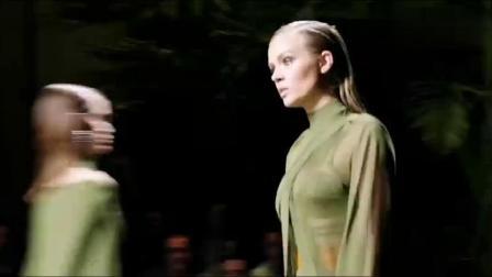 法国巴黎女装周 Balmain 时装秀