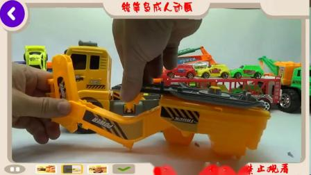 婴儿工作室如何组装超级挖掘机卡车学习车辆与卡车玩具汽车玩具2