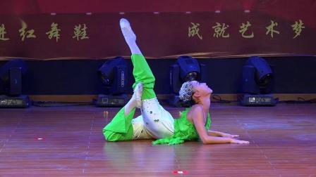 衡东县红舞鞋艺术培训学校  简佳《轻青》