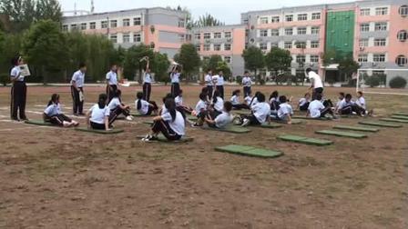 《肩肘倒立》優質課(科學版五年級體育,宿遷市縣級優課)