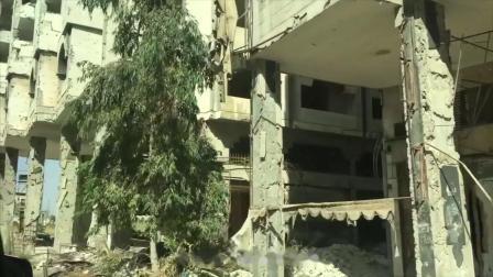 叙利亚的两年时光:破坏、苦难与爱
