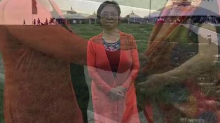 2018年7月我们内蒙古大草原自驾游:锡林郭勒盟、西乌旗蒙古汗城旅游景点留念。