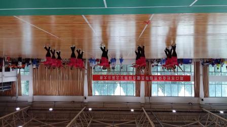 20180808_全民健身日启动仪式表演中国美