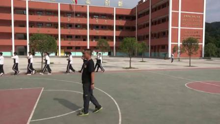 《篮球运球》优质课(人教版初一体育与健康,李长洪)