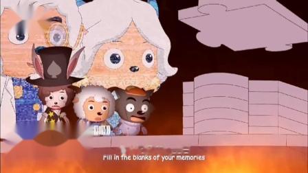 喜羊羊与灰太狼之兔年顶呱呱(片段)红太狼平底锅教学开始!