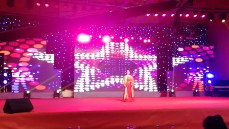 2018第九届CCTV全国才艺电视大赛总结赛广西北海代表符老师演唱A