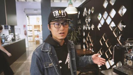 咖啡有瘾 跟着哈利在新西兰选购Rocket咖啡机!