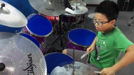 刘炜-练习《热气球》蓝调音乐教育仙小区