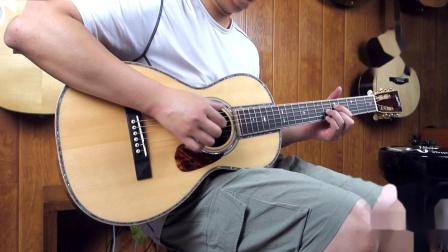 SUMI STYLE 2手工吉他评测试听 沁音原声
