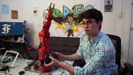 6-Axis 3D Printed Robotic Arm - Electrical - (Part 2)