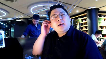 第一次在北京的网红店聚餐