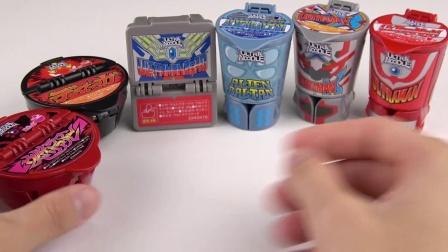 超人气日本奥特曼杯面超级飞侠变形金刚机器人变形玩具 06_超清