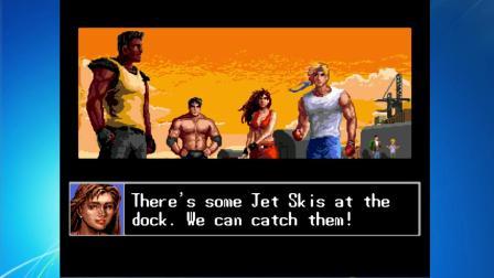 【火山游戏】怒之铁拳重制版 SHIVA第5关,不知打什么就死了