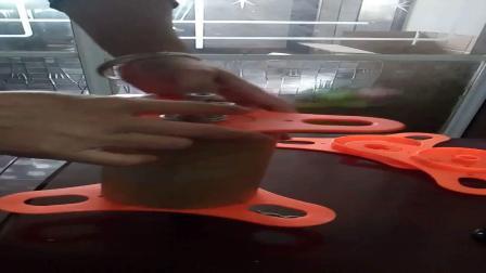M-1手动款奶茶封口机安装视频
