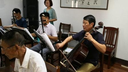 孙亚华唱越剧《好紫鹃》2018.8.11