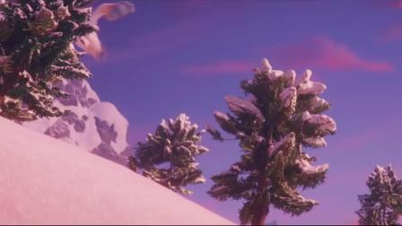 雪怪大冒险 大脚怪偶遇未知生物,坚定不移探寻人类踪迹