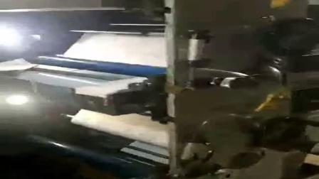 瑞安建升机械厂 8色不干胶物流标签印刷机 快递面单机 快递单印刷机