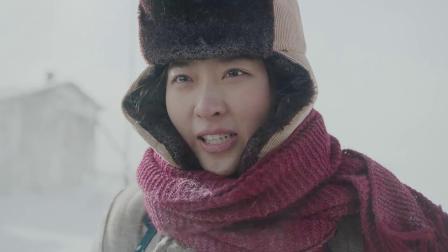《最美的青春》冯程在雪仗中对覃雪梅产生好感