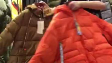 第13期 羽绒棉衣外套第二个视频韩版时尚休闲单品系列 101件一份,价格56元,5656元包邮!