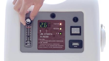 巨贸制氧机使用介紹