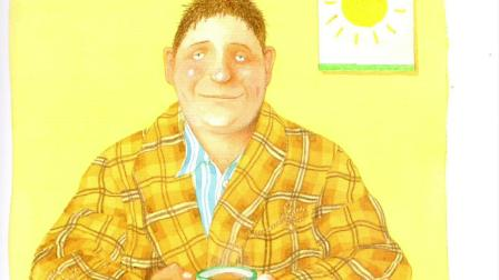 《我爸爸》沃沃妈绘本阅读10