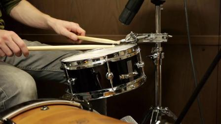 Pearl 4.5x10 Short Fuse Auxiliary Snare Drum With Rotating Mounting, SFS10C31 Ar