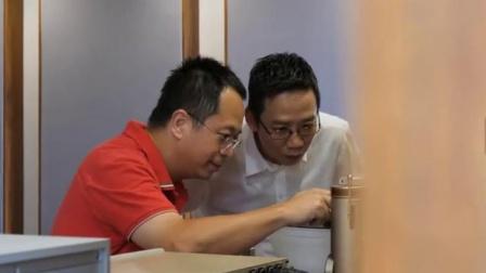 这个听音室是我们的作品 ——吴晓波《十年二十人》之周鸿祎  有人谣传说,周老板不满我们的服务,说要拆了重来,这视频就胜过所有辩解