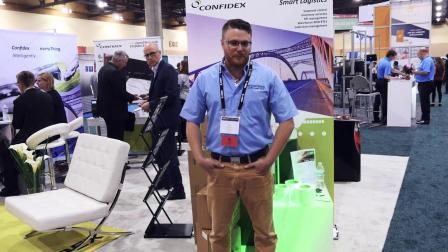 康芬戴斯Confidex Crosswave Classic™ RFID物流标签