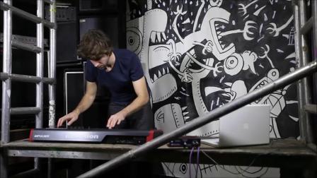 Novation  Impulse MIDI Controller Keyboard Hot Mix (China)