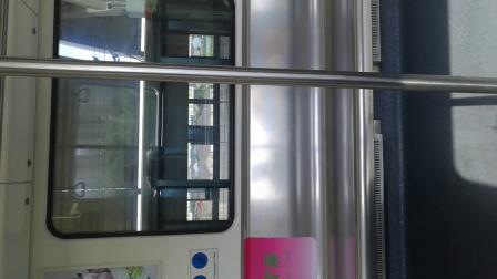 宁波地铁一号线高桥西站—高桥站运行
