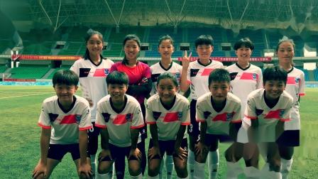 锡林郭勒职业学院U15女子足球队比守门员集锦