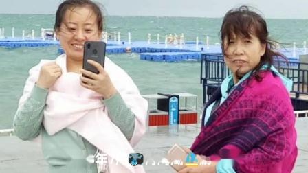 2018年7月📷青海湖⛵游船