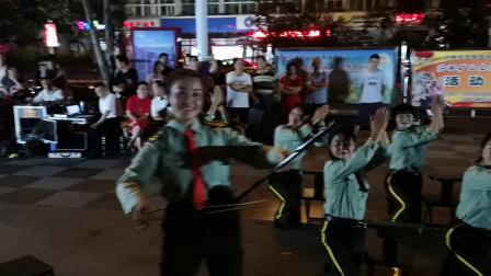 《班务会》 汾矿集团洗煤厂聚缘舞蹈队--佛雨缘影.我是三石_clip
